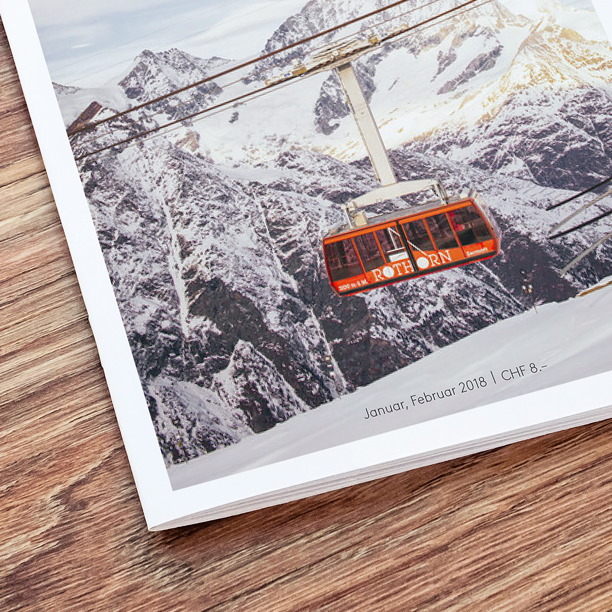 Thumbnail: LandLiebe – Editorial Design