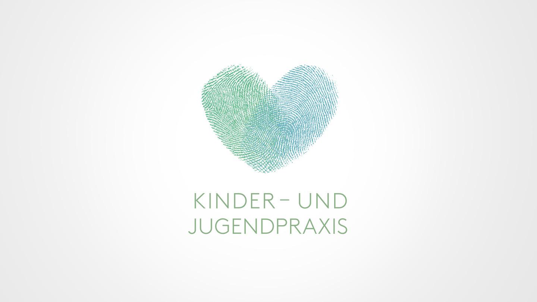 Kinder- und Jugendpraxis – Logo