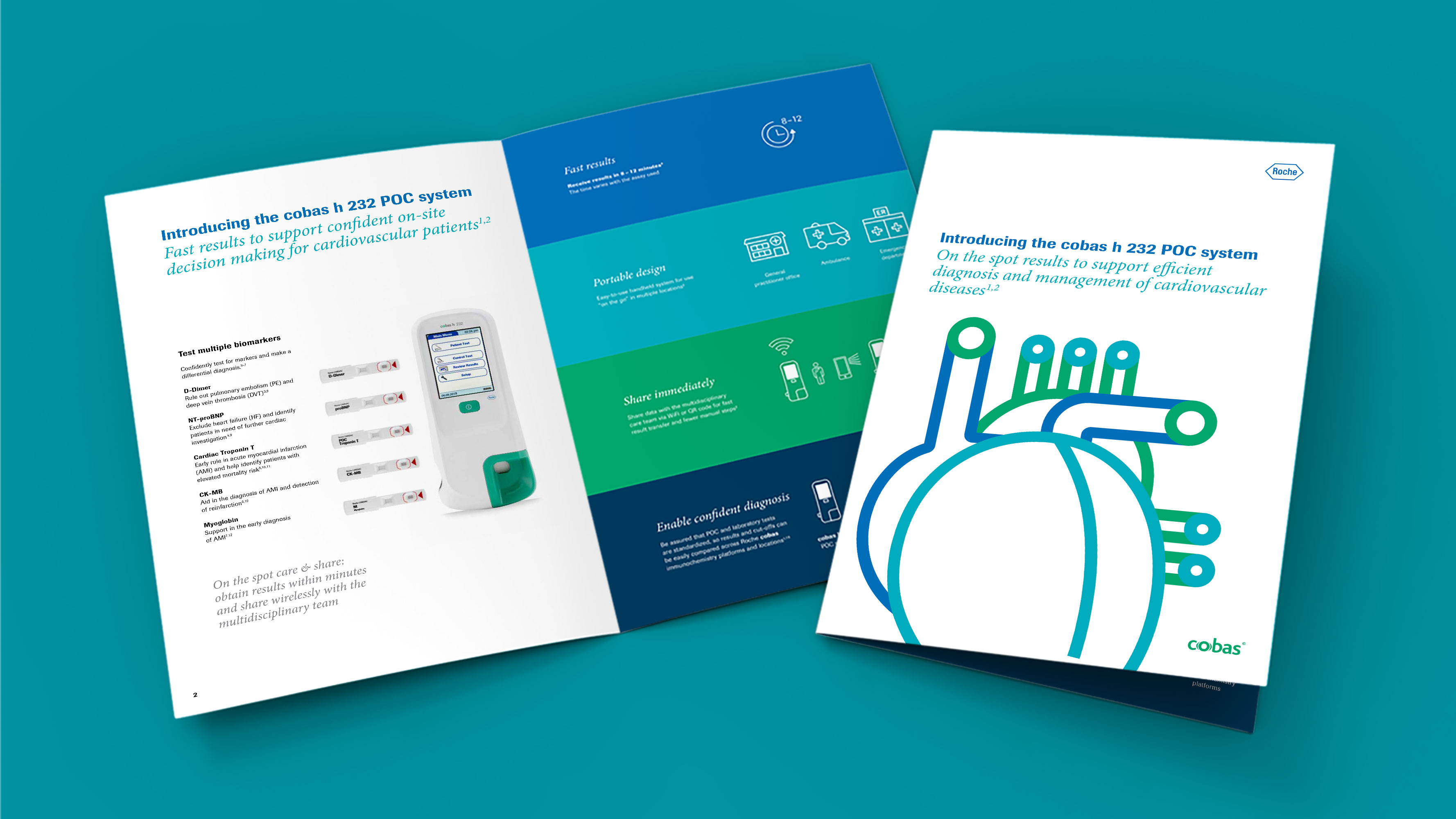 Roche Diagnostics – Brochure